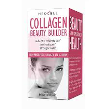 GNC COLLAGEN BEAUTY BUILDER CAPLETS 1X150