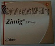 ZIMIG 250 MG TABLET