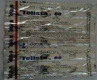 TELISTA 80MG TABLET 15`S