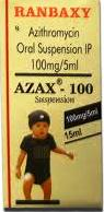 AZAX SUSPENSION 15ML