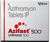 AZIFAST 500MG TABLET