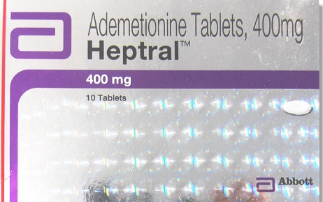 HEPTRAL 400MG TABLET