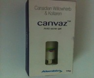 CANVAZ GEL 15GM